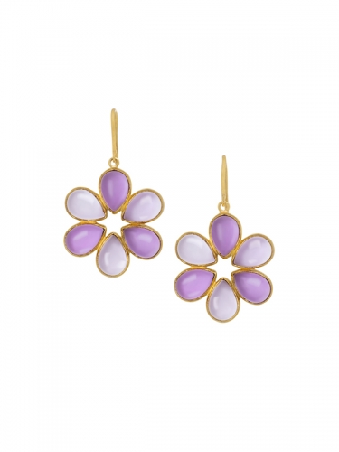 Anatolian Flower Earrings