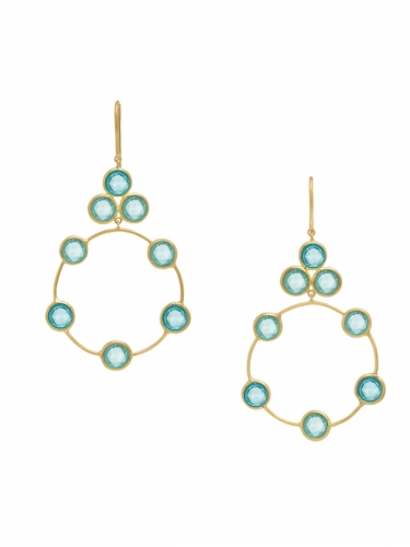 Turquoise Cintemani EARRINGS