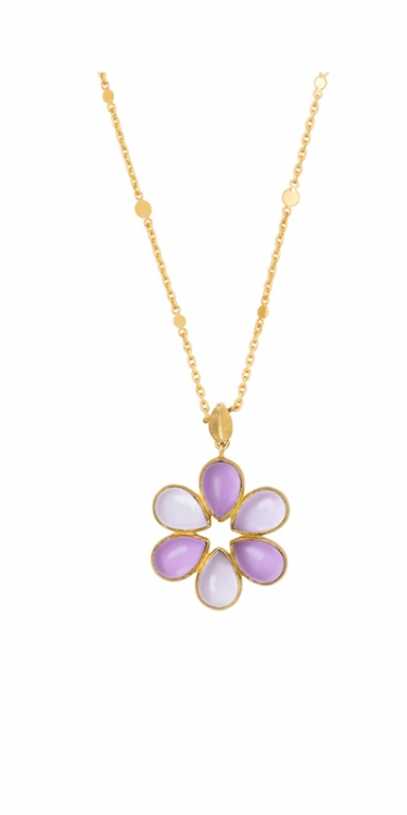 Anatolian Flower NECKLACE